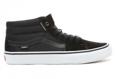 Chaussures Vans Sk8-Mid Pro Anti Hero Noir