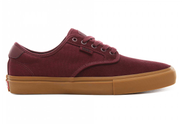 Chaussures Vans Chima Ferguson Pr Blues Bordeaux