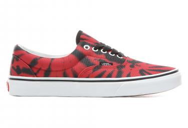 Vans Era Tie Dye Tango Shoes Red / Black
