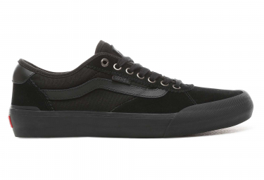 Vans Shoes Chima Pro 2 Suede Black