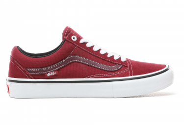 Vans Shoes Old Skool Pro Rumba / Red