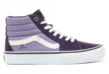 Vans Shoes Sk8-Hi Pro Lizziz Arman Purple / Black