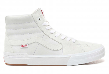Vans Sk8-Mid Shoes Pro BMX Anti Hero White