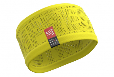 Compressport On/Off HeadBand Yellow Unisex