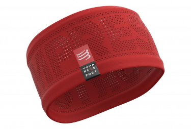 Compressport On/Off HeadBand Red Unisex