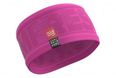 Compressport On/Off HeadBand Pink Unisex