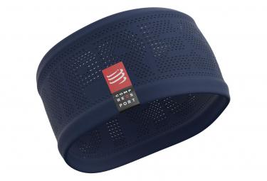 Bandeau Tête Compressport HeadBand On/Off Bleu Unisex