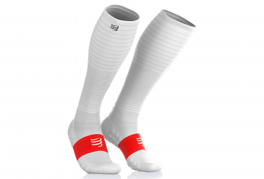 Compressport Oxygen Compression Socks White