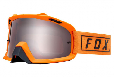 Masque Fox Air Space Goggle Gasoline Orange