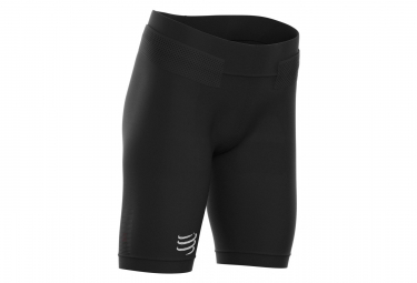Compressport Trail Running Under Control Women's Tight Black