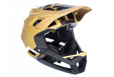 Fox Proframe Helmet Matte Gold