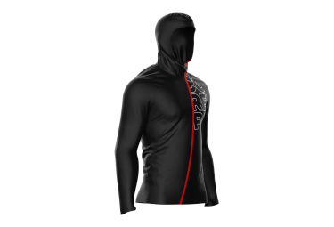 Compressport Hurricane Waterproof 10/10 Men's Jacket Black