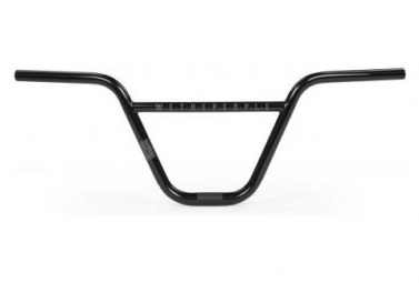 WeThePeople BMX Handlebar 22.2mm Glossy Black