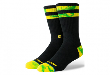 Stance Socks Mid-High SJ Black / Yellow