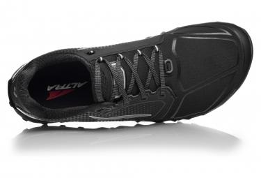 Chaussures de Trail Altra Superior 4 Noir