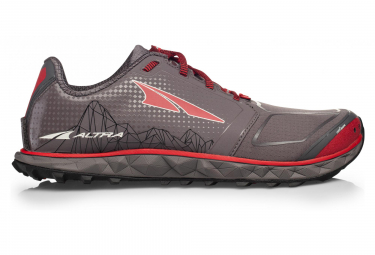 Altra Superior 4 Grey Red Men