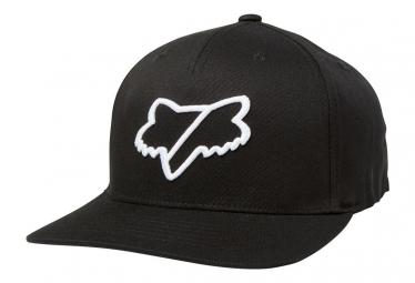 Casquette Fox Slash Noir