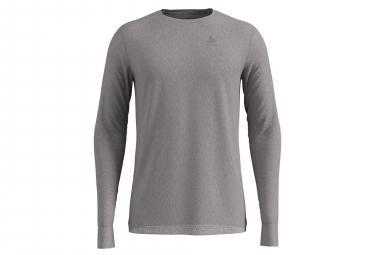 Odlo NATURAL 100% MERINO Long Sleeves T-shirt Grey
