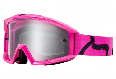Fox Youth Main Goggle Race / Pink