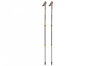 Ferrino Creek Sticks 65-135cm negro