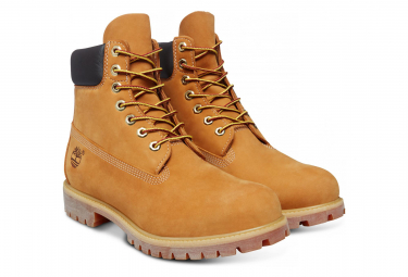 Bottines Timberland 6 Inches Marron / Beige