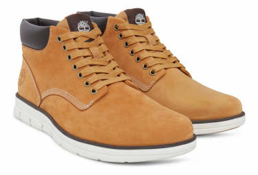 Timberland Shoes Bradstreet Chukka Beige / White