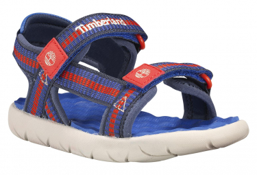 Timberland Youth Sandals Perkins Row Blue / Red