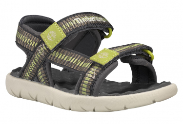 Timberland Youth Sandals Perkins Row Black / Green