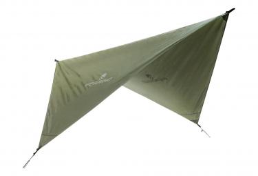 Toile Protectrice Ferrino Rain Tarp 240x240cm Vert