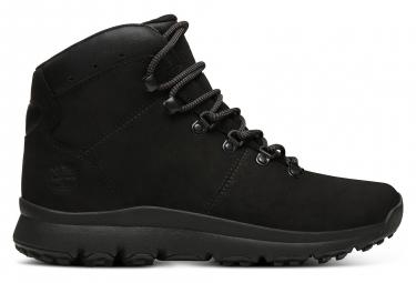 Image of Chaussures de randonnee timberland world hiker noir 40