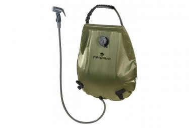 Ferrino Sunshower Deluxe 20L Caqui