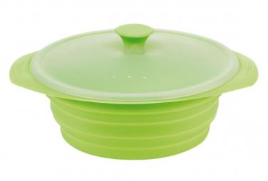 Ferrino Foldable Container Green Orange Blue