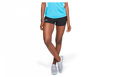 Under Armour Fly-By Mini Women Shorts Black