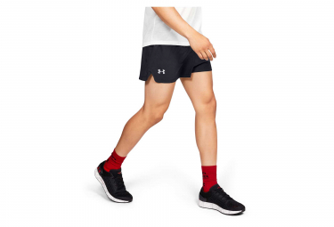 Under Armour Launch SW Split Shorts Black