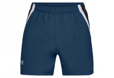 Under Armour Launch SW 5'' Shorts Blue White