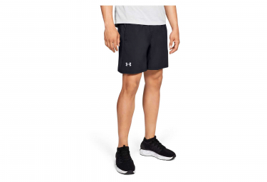 Under Armour Launch SW 2-in-1 Shorts Black