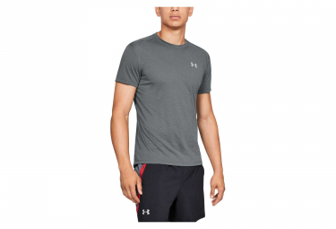 Under Armour Streaker Short Sleeves Jersey Grey