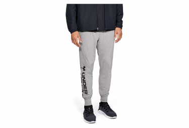 Under Armour Sportstyle Cotton Graphic Pantalones Gris