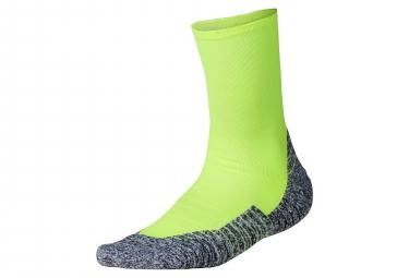 Under Armour Run Cushion Crew Socks Neon Yellow