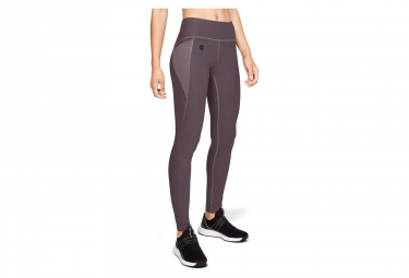 Under Armour Rush Women Long Tights Grey