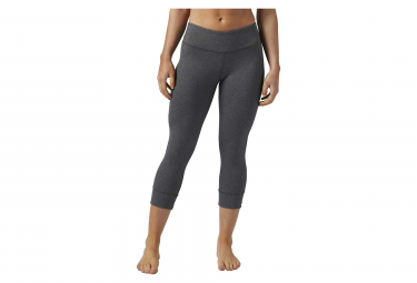Reebok Lux Women 3/4 Tights Grey