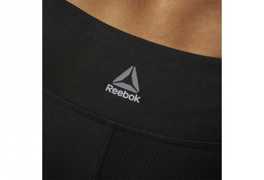 Mini-Short Femme Reebok Workout Ready Hot Noir
