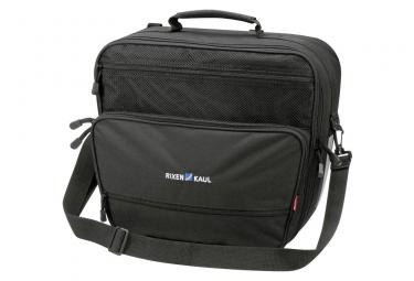 Image of Valise sur porte bagages klickfix travelbag