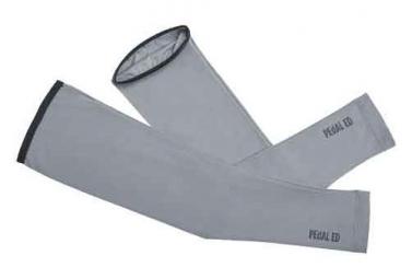 Pedal ED Heiko Arm Warmers Grey