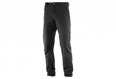 Salomon Wayfarer Alpine Pant Black