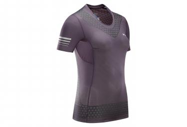 T-Shirt Manches Courtes Femme Salomon S/Lab Exo Violet
