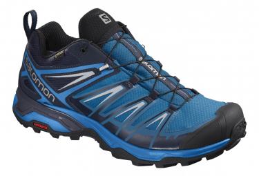 Scarpe da trekking Salomon X Ultra 3 GTX di colore Blu