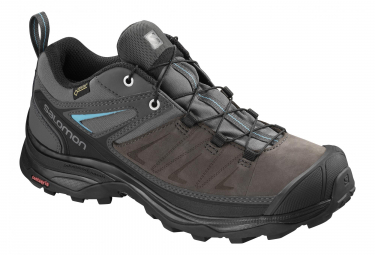 Salomon X Ultra 3 LTR Gtx Women's Shoes Grey