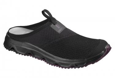 Chaussures de Récupération Femme Salomon RX Slide 4.0 Noir
