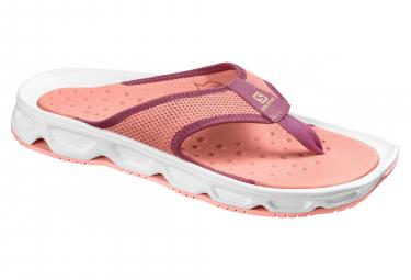 Chaussures de Récupération Femme Salomon Rx Break 4.0 Rose